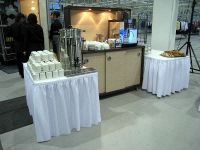 Kaffeestation Baltic Catering Kiel